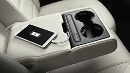 2017 Mazda CX-5 Accessible Charging Ports