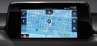 2017 Mazda CX-5 Active Driving Display