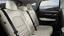 2017 Mazda CX-5 Rear Seat Comfort