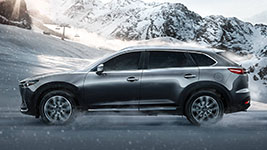 2017 Mazda CX-9 All-Wheel Drive