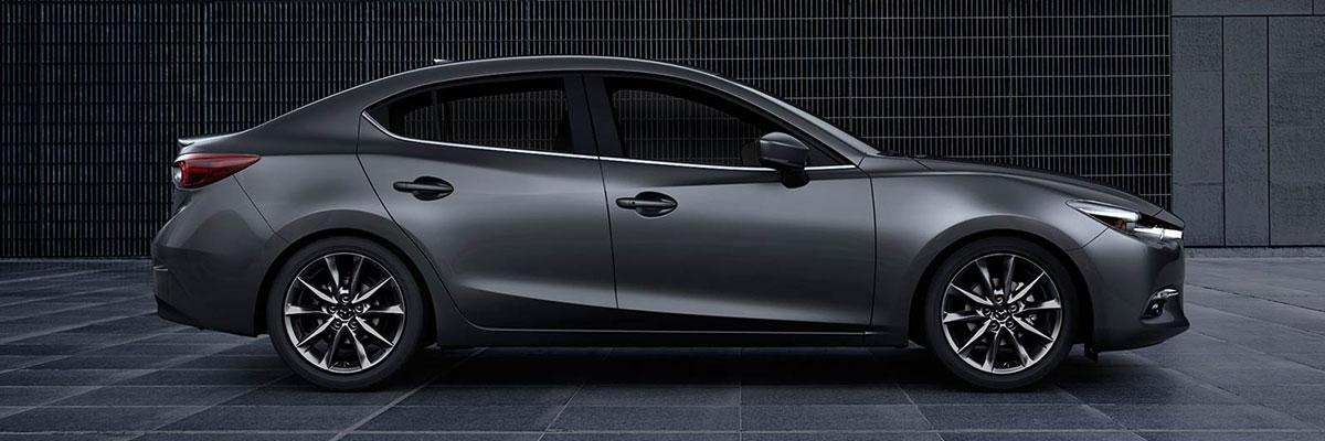 2018 Mazda 3 4-Door