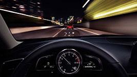 2017 Mazda3 5-Door Active Driving Display