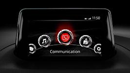 2017 Mazda3 5-Door MazdaCONNECT