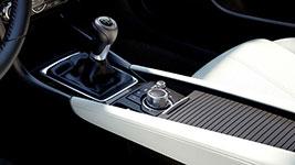 2017 Mazda3 5-Door Multifunction Commander Control