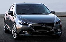 2017 Mazda3 5-Door Sporty Styling