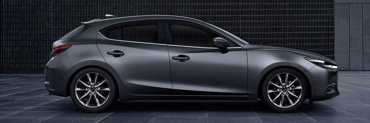 2018 Mazda 3 5 Door Power Mazda