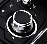 2017 Mazda 3 Commander Control