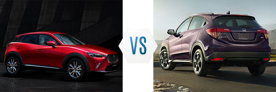 2018 Mazda CX-3 vs Subaru Crosstrek