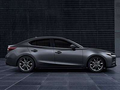 Before The 2018 Model Year Updates, The Mazda 3 Was Already Highly Rated  For Safety. But The Addition Of Automatic Emergency Braking On All Models  As Part ...