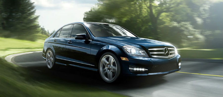Used Mercedes Benz C Cl