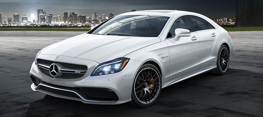 Amg Cls 63 S