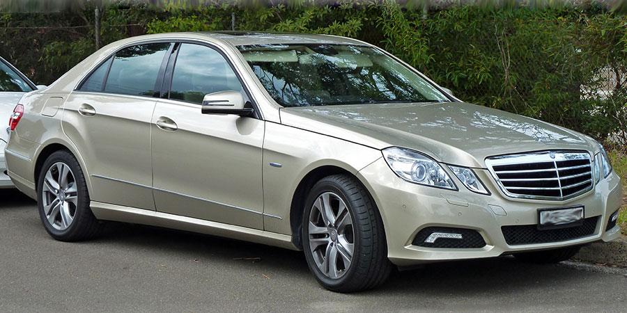 Used Mercedes-Benz E-Class Gen 4