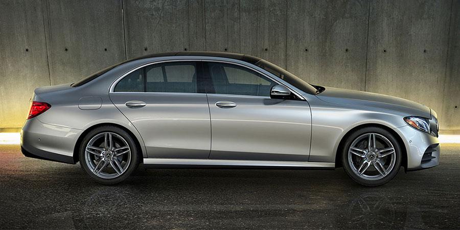 Used Mercedes-Benz E-Class Gen 5