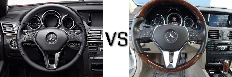 2016 MercedesBenz EClass Coupe vs 2012 EClass Coupe
