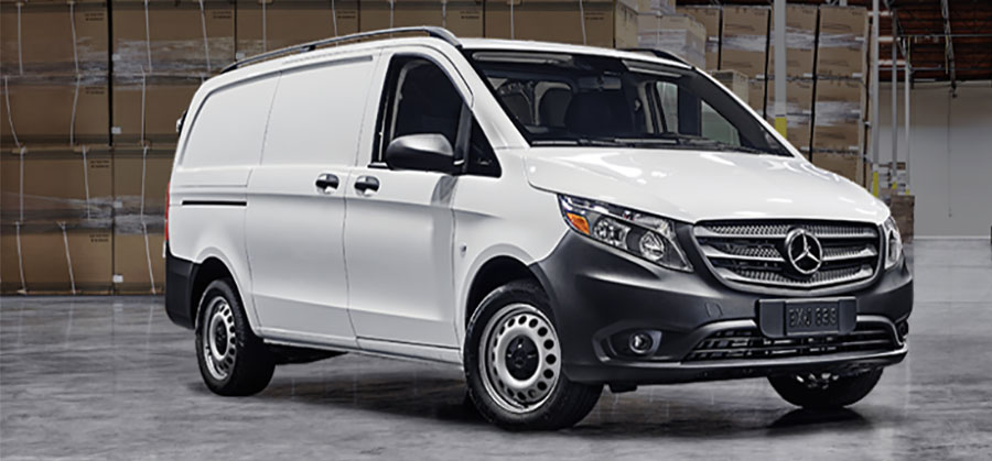 2017 mercedes benz metris for John sisson mercedes benz