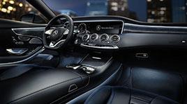 2017 Mercedes Benz S Cl Ambient Interior Lighting