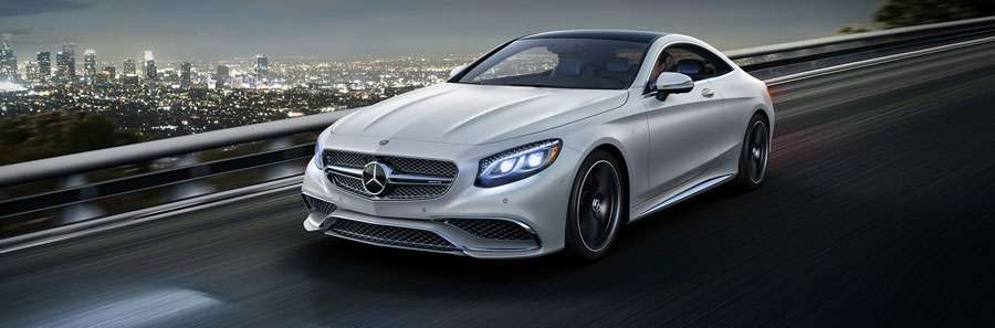 S Cl Coupe Amg 65