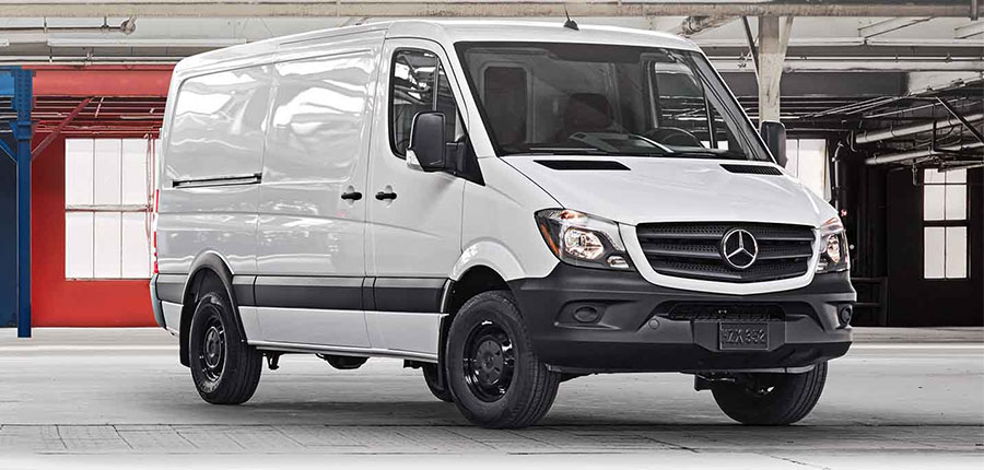 2017 mercedes benz sprinter 2500 for John sisson mercedes benz