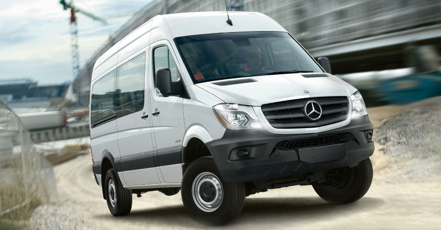 2016 mercedes benz sprinter passenger for Mercedes benz sprinter service