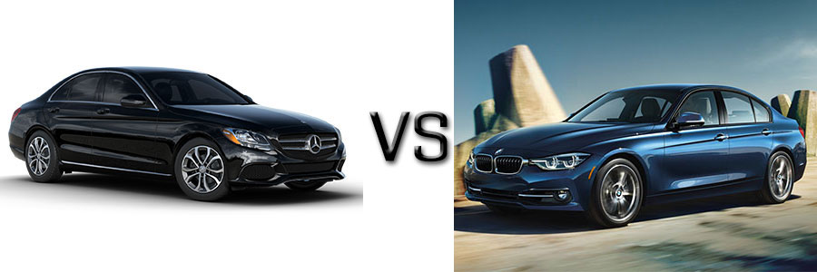 2017 mercedes benz c300 vs bmw 330i for Mercedes benz c 330