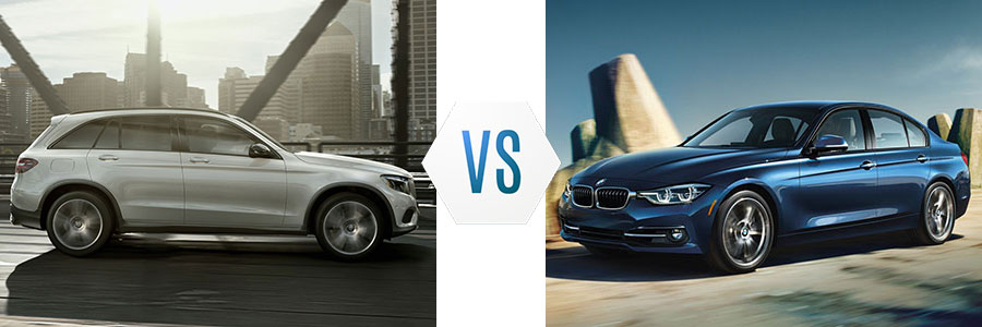 2017 mercedes benz glc class vs bmw x3 for John sisson mercedes benz
