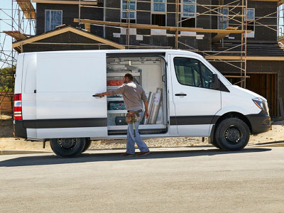 If Youd Expect The  Mercedes Benz Sprinter  To Be Well Equipped Youd Be Right Standard Features Include Air Conditioning Driver And Passenger