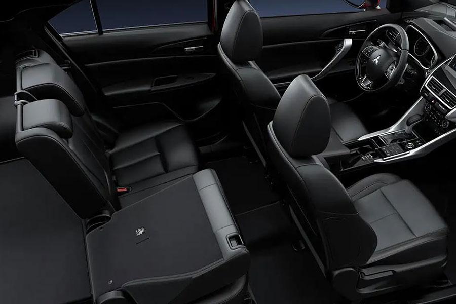 2020 Mitsubishi Eclipse Cross Interior