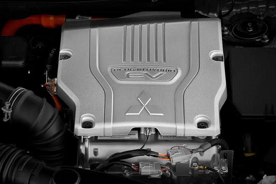 2020 Mitsubishi Outlander PHEV Engine
