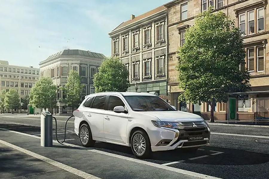 2020 Mitsubishi Outlander PHEV Plug-In