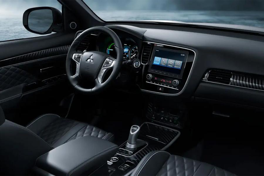 2021 Mitsubishi Outlander PHEV Technology