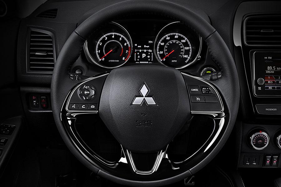 2019 Mitsubishi Outlander Sport Interior