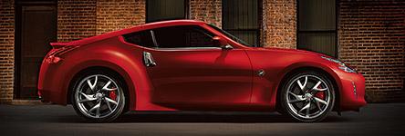 2017 Nissan 370Z Sleek, Aerodynamic Style