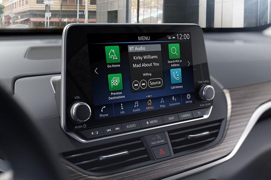 2019 Nissan Altima Technology