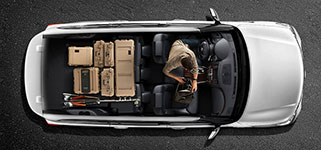 2017 Nissan Armada Adaptable, Impressive Second Row