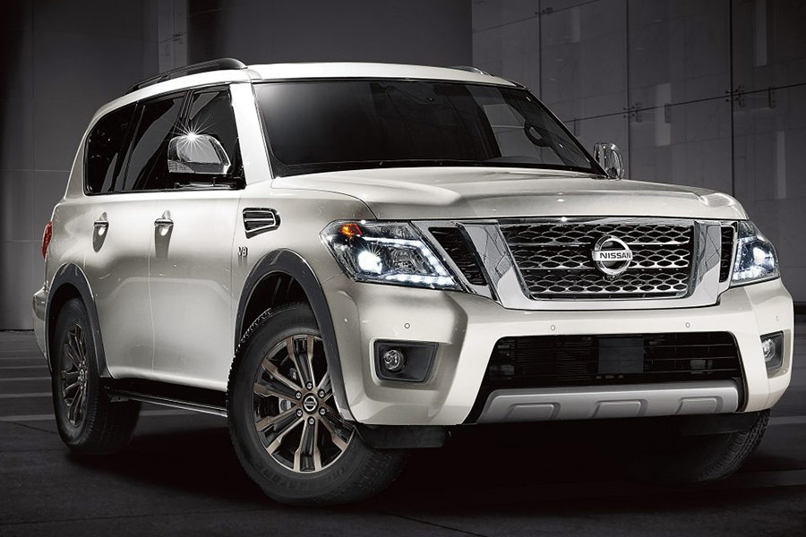 2018 Nissan Armada Luxury