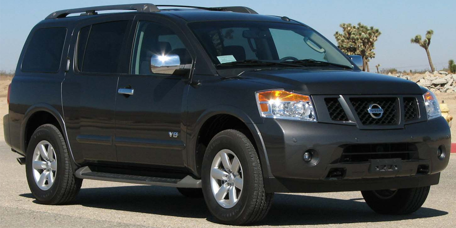 Used Nissan Armada First Generation