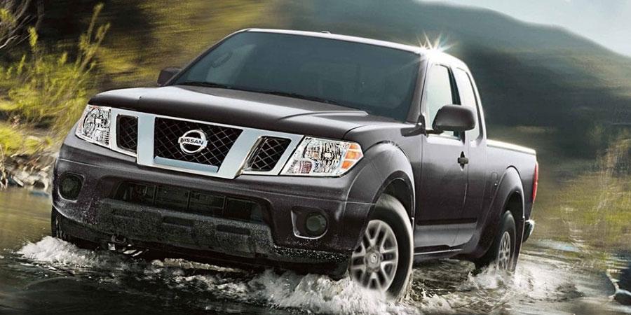 2019 Nissan Frontier vs Toyota Tacoma