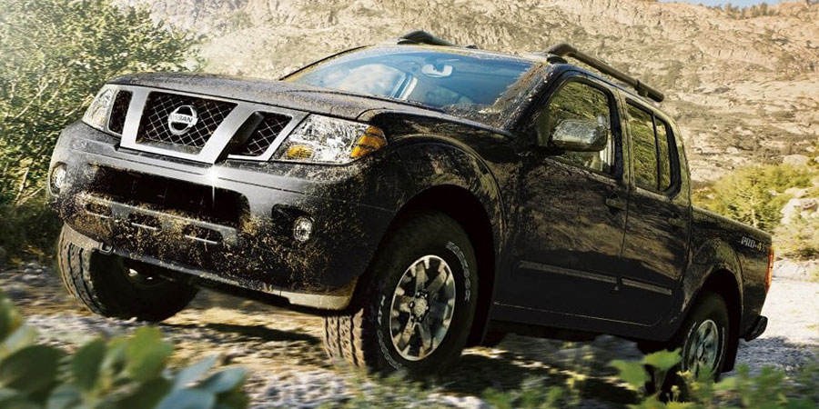 2019 Nissan Frontier Off Road