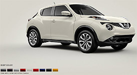 2017 Nissan Juke Color Studio