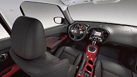 2017 Nissan Juke Driver-Centric Cockpit