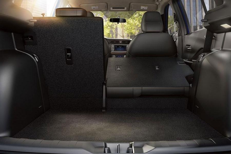 2019 Nissan Kicks Cargo Space