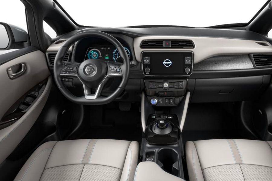 2020 Nissan Leaf Technology