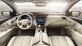 2017 Nissan Murano Premium Cabin