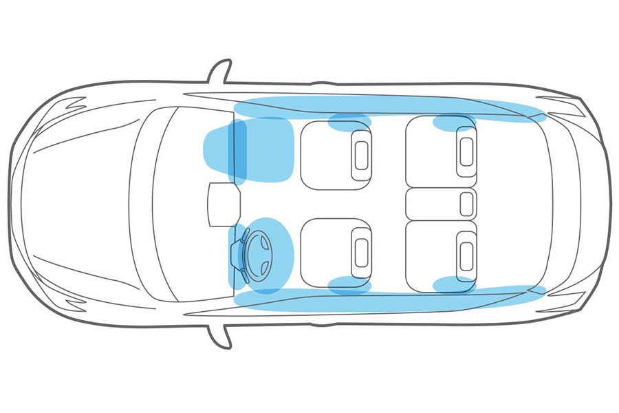 2019 Nissan Murano Safety