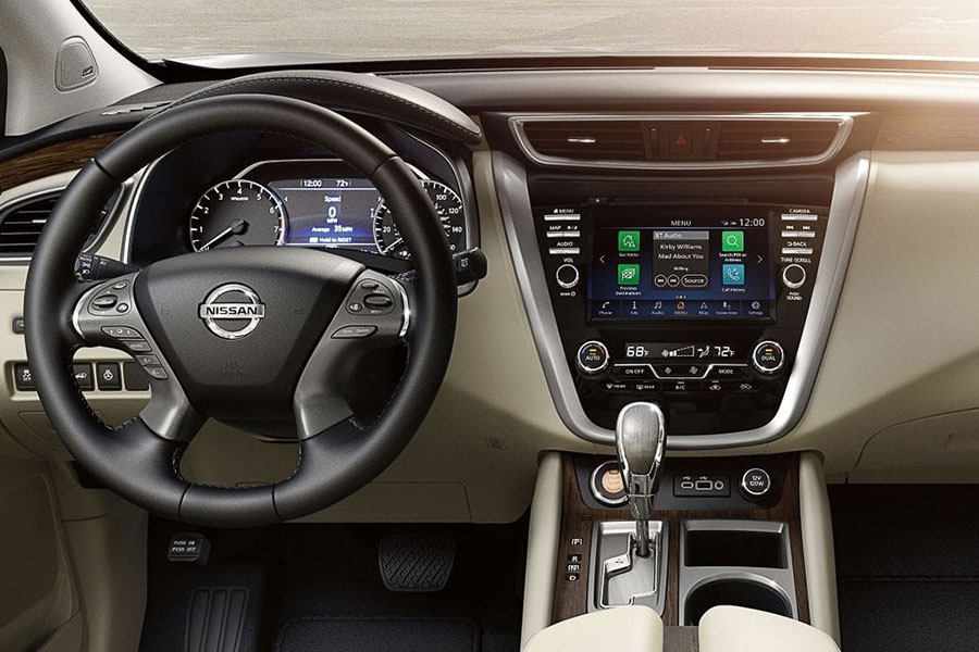 2019 Nissan Murano Technology