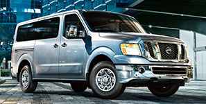 2017 Nissan NV Series City-Friendly Agility