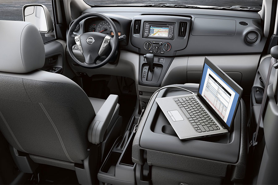 2019 Nissan NV200 Compact Cargo Interior