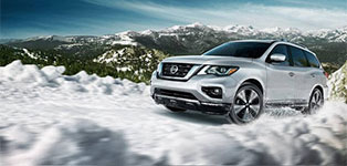 2017 Nissan Pathfinder Four-Wheel Drive