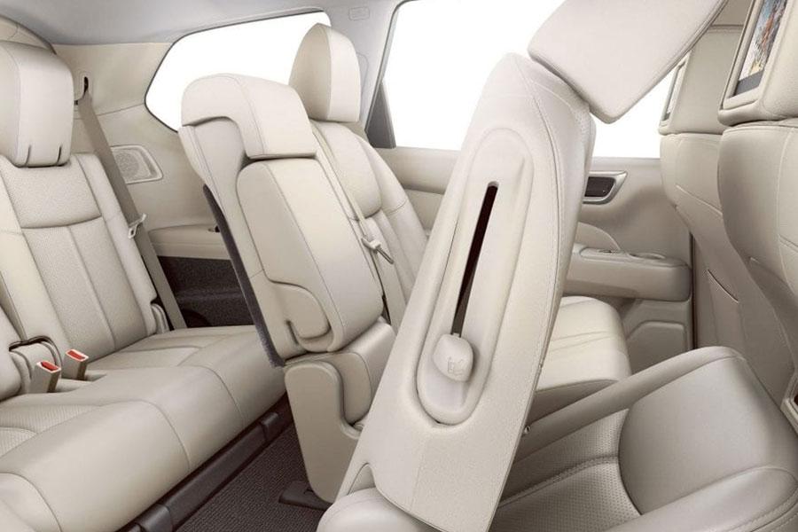 2019 Nissan Pathfinder Cargo
