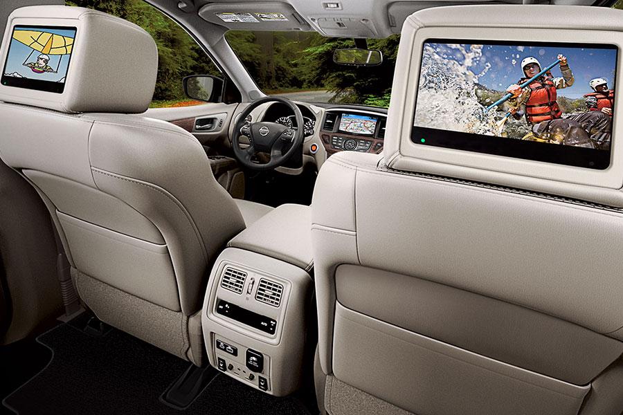 2020 Nissan Pathfinder Technology